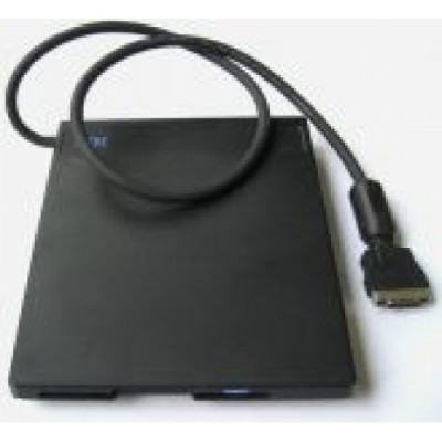 05K2643 IBM / Lenovo Thinkpad 770, 701, 600, 600E, 600X, 570, 560, 380, 240 Series Laptop External Floppy Drive Case With Cable