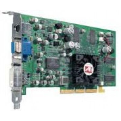 ATI Radeon 9100 128MB AGP VGA, DVI, S-Video