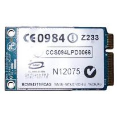 Broadcom BCM94311MCAG 802.11g Laptop Wireless Mini PCI Express