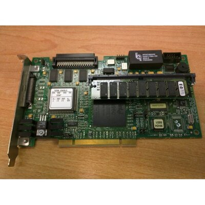 HP D2140-60004 NetRaid-1SI 1-CHANNEL SCSI PCI Controller w/16MB SIMM