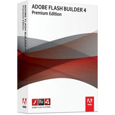 Adobe Flash Builder 4 Preimum Edition - Windows/Mac OS