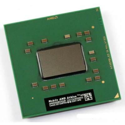AMD Turion 64 ML-28 Mobile 1.8GHz Socket 754, TMDML34BKX5LD