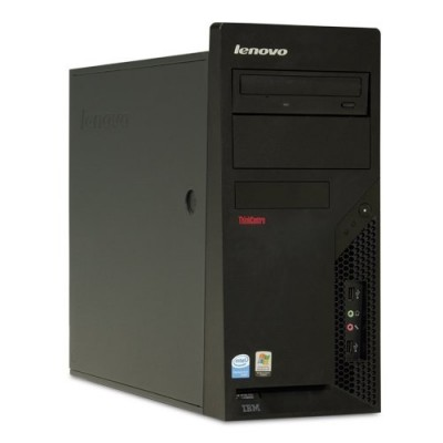 Lenovo ThinkCentre M81 - G620, 4GB RAM, 160GB HDD, DVD-RW