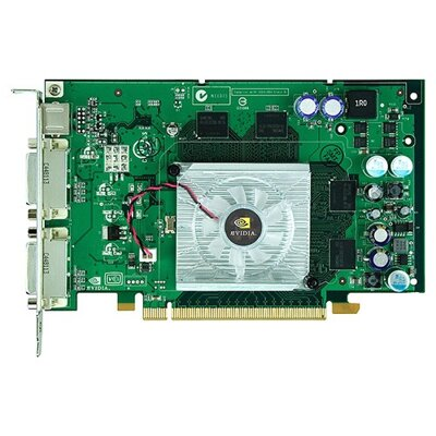 NVIDIA Quadro FX 560 128MB 128-bit GDDR3 PCI Express x16 Workstation Video Card