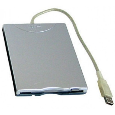 Y-E Data Slim-FBU YD-8U10, 1.44MB USB External Floppy Drive FDD