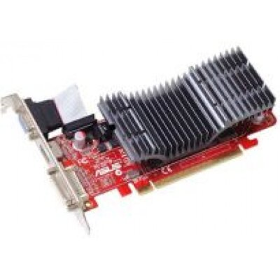 ASUS EAH4350 SILENT/DI/512MD2(LP) Radeon HD 4350 512MB 64-bit DDR2 PCI Express 2.0 x16 CrossFireX Support Low Profile Ready Video Card