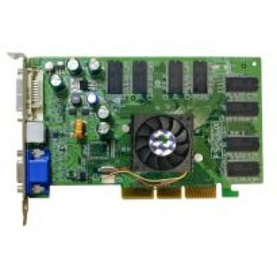Manli GeForce FX5200 128MB AGP