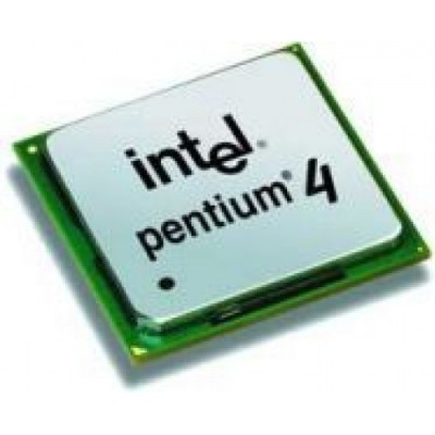 Intel® Pentium® 4 Processor 520 supporting HT Technology 1M Cache, 2.80 GHz, 800 MHz FSB, SL7KJ