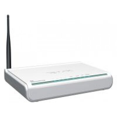 Tenda W311R+ Wireless-N router 150Mbps (4xLAN, 1xWAN) 3dbi rSMA
