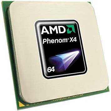 AMD Phenom X4 9600 Black Edition, Socket AM2+