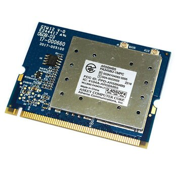 Atheros Mini PCI Wireless Card AR5BMB5