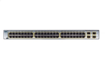 Cisco Catalyst 3750 PoE-48