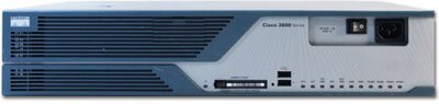Cisco 3825 3800 Series 2U Modular ISR Integrated Services Network Router