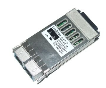 Cisco WS-G5486, 800-23858-01, 1000BASE-LX