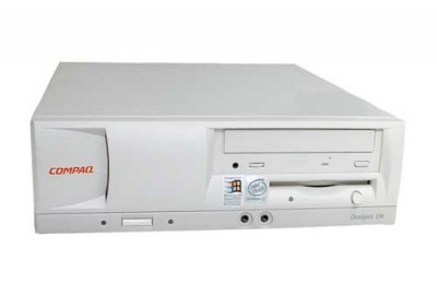 COMPAQ Deskpro EN, ENS/P1.0/e/10909D01 UK, Pentium III, 1GHz, 256MB RAM, 10GB HDD, CD-ROM, Win 2000