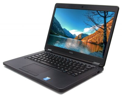 "Dell Latitude E5450, Intel Core i5-5300U, 4GB RAM, 500GB HDD, 14.0"" HD, Win 8.1 Pro"