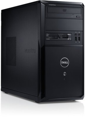 Dell Vostro 260 Core i3-2120, 4GB RAM, 250GB HDD, DVD-RW, Win7 Pro