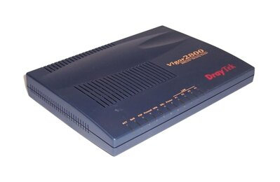 Draytek Vigor 2800 4-Port ADSL2/2+ Modem/Router w/Firewall & VPN