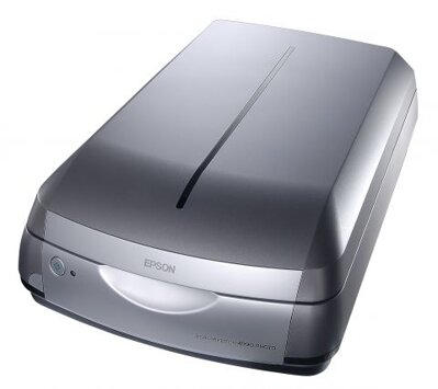 EPSON Perfection 4990 Photo, USB, FireWire skener