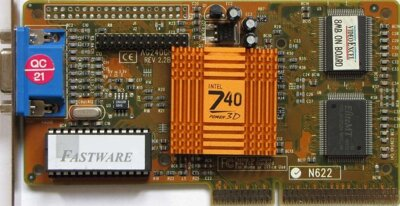 Protac Video Excel AG240GM, 8MB VRAM