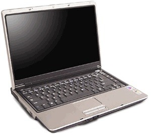 Gateway MX3044 Celeron M 370, 1.5GB RAM, 80GB HDD, 14.0 LCD, WinXP