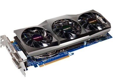 Gigabyte AMD Radeon HD6870 OC 1GB
