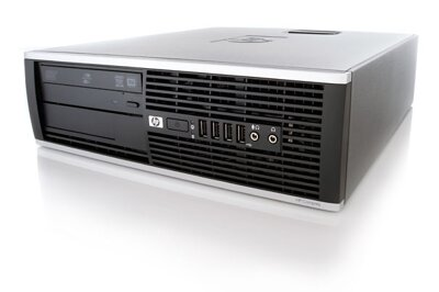 HP 6005 Pro SFF Athlon II X2 220, 4GB RAM, 320GB HDD DVD-RW, Windows 7 Pro