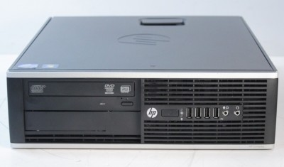 HP Compaq 8100 Elite SFF, Core i3-540, 4GB RAM, 250GB HDD, DVD-RW, Win 7 Pro
