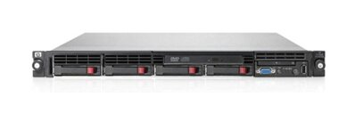 HP ProLiant DL320 G6 Xeon E5520, 12GB RAM, 500GB SATA HDD, DVD-RW