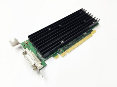 HP nVidia NVS 290, 256MB PCI Express x16, DMS-59, low profile