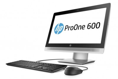 "HP-AiO ProOne 600 G2 - i5-6500, 4GB RAM, 500GB HDD, DVD-RW, 21.5"" FullHD Touch LCD, Win 10 Pro"