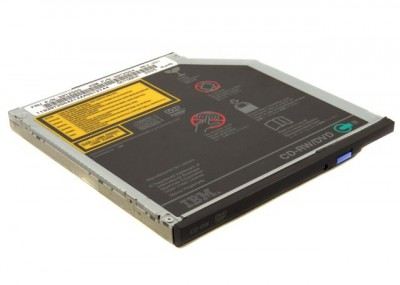 IBM FRU 39T2505, Slim Notebook ATAPI CD-RW/DVD Drive