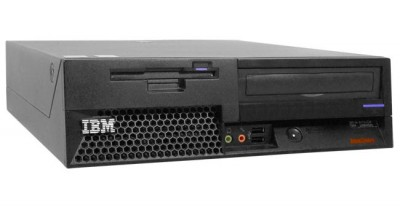 IBM ThinkCentre S51 SFF, Pentium 4 530, 1.5GB RAM, 80GB HDD, DVD-RW, FDD, Win XP