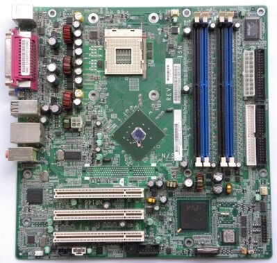 Intel 865GV mainboard