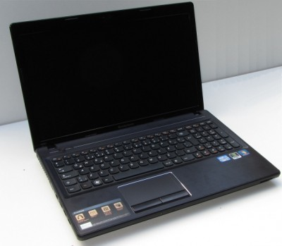 Lenovo IdeaPad G580, 20150 i7-3230M, 4GB RAM, 320GB HDD, GeForce GT 635M, Win 7 Pro