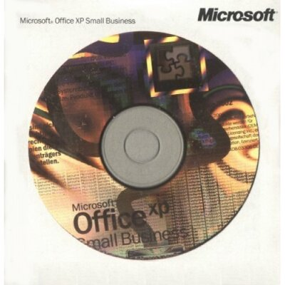 Microsoft Office XP Small Business CZ