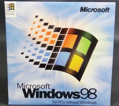 OS Microsoft Windows 98 1st Edition Sk Retail