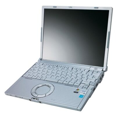 Panasonic Toughbook CF-T5, U2400, 1.5GB RAM, 60GB HDD, 12.1 XGA touch screen, Win XP Pro