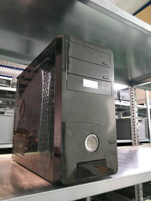 PC E7600, 4GB RAM, 80GB HDD, DVD-RW