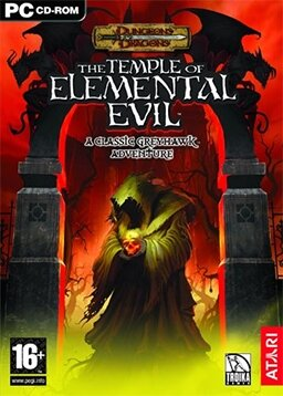 The Temple of Elemental Evil, PC CD verzia