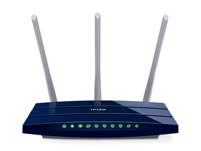 TP-LINK TL-WR1043ND, 450Mbps Wireless N Gigabit Router