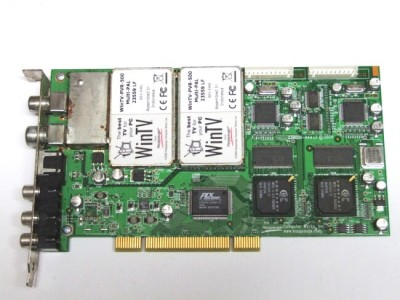 Hauppauge WinTV, 230000-04A Dual TV Tuner Card