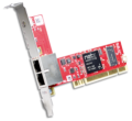 Hilscher CIFX 50-RE PC card PCI - VARAN-Client
